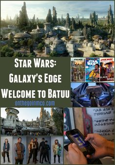 Star Wars: Galaxy's Edge Welcome to Batuu - On the Go in MCO