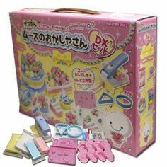 Deluxe Mousse-chan Kira-Kira Paper Clay Full Set ~ Sweets Shop $29.80
