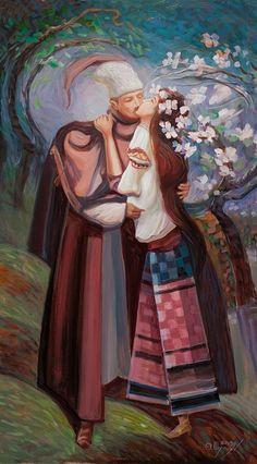 In love by Oleh Shapulyak , Ukraine , Закохані , Олега Шпуляка, from Iryna