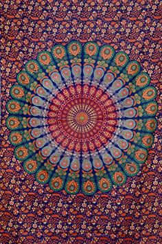 Twin Tapestry Mandala Tapestry Small Tapestry Bohemian Tapestry Round Tapestry Wall Tapestry 86 X 56 Shubhangie * Read more at the image link. (This is an affiliate link) Small Tapestry, Room Tapestry, Bohemian Tapestry, Mandala Tapestry, Tapestry Wall Hanging, Wall Sheets, Tapestries For Guys, Mandala Throw, Indian Mandala