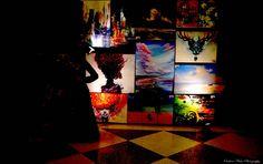 Abstract, Modern, Original, Oil, and Acrylic Painting. Sisters Art, Soul Sisters, Denton Texas, All Band, Acrylic Art, Bird Art, Good Music, Dallas, Birds