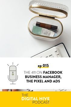 In this episode, I'm talking you through how to set up Facebook ads to promote your business, using Facebook Business Manager and the Facebook Pixel. We'll also cover how to use the Audience options and choosing the perfect ad type. Marketing Articles, Content Marketing, Social Media Marketing, Digital Marketing, Social Media Quotes, Social Media Tips, Instagram Advertising, Balm Dotcom, Facebook Business