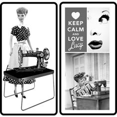 """""""I really love Lucy"""" by french-gal on Polyvore"""