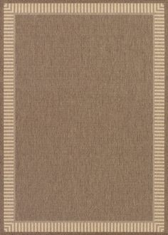 Recife Wicker Stitch Indoor-Outdoor Area Rug Collection