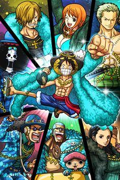 One Piece Thousand Storm. One Piece Manga, One Piece Series, One Piece World, One Piece Drawing, One Piece Fanart, Anime Echii, Anime Art, Walpaper One Piece, One Piece Merchandise