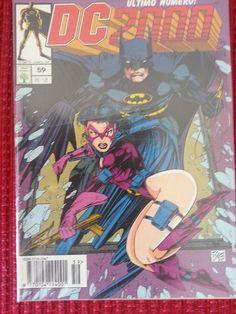 DC 2000 n° 59. Editora Abril. Nov/94.