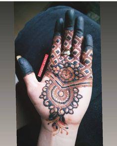 Finger Mehendi Designs, Palm Mehndi Design, Mehndi Designs Feet, Modern Mehndi Designs, Mehndi Design Pictures, Wedding Mehndi Designs, Mehndi Designs For Fingers, Beautiful Mehndi Design, Mehndi Images
