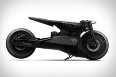 Created by Barbara Custom Motorcycles, this series of bike concepts depicts the future for bike brands Husqvarna, Triumph, Yamaha and BMW. The France-based design preparation shop is directed Triumph Motorcycles, Concept Motorcycles, Custom Motorcycles, Custom Bikes, Indian Motorcycles, Custom Choppers, Standard Motorcycles, West Coast Choppers, Motocross