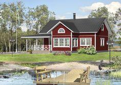 Unelmiesi koti valmiista talomallistostamme tai yksilöllisesti toteutettuna omista suunnitelmistasi.