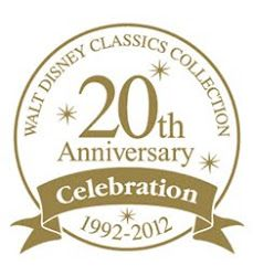 WDCC 20th Anniversary logo