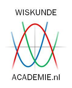 De Wiskunde Academie - De plek voor gratis online bijles in wiskunde