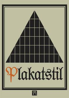 Réaliser une affiche en s'inspirant du Plakatstil // Florent Maillard e-artsup paris // 2010