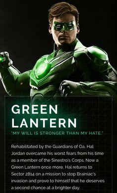 Injustice 2 Green Lantern Hal Jordan