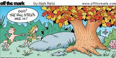 a website from Gardens Inspired: Garden Humor Christian Comics, Christian Cartoons, Christian Jokes, Religion Humor, Really Funny, The Funny, Bible Cartoon, Fall Humor, Jw Humor