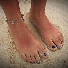 Tobillera de Doble Capa Tortuga y Tobillera de Elefante para Mujer Tobillera de Playa con Cuentas Bohemias Tobillera de Estrella de mar 8 Piezas