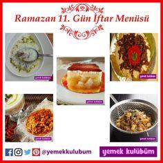 iftarmenüsü #ramazan #mübarek #iftar ramazan 11. gün iftar ...