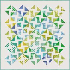 free pattern!  ocean breeze