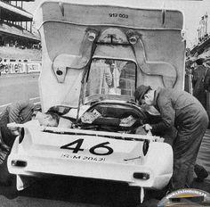 Le Mans 1969 Test Day 46 Porsche 917