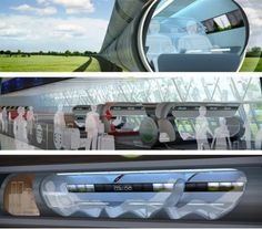 High Speed Travel Tubes Can Take You From NY To Beijing In 2 Hours