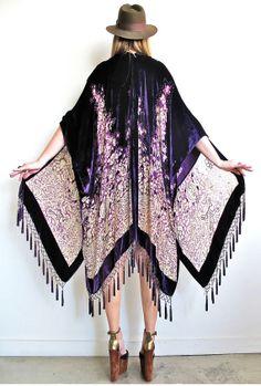 kimono trend.