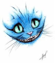TicklingDragon.com Audio #DigitalDrama #ChildrensClassics  Cheshire Cat Drawing - Bing Images