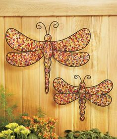 DRAGONFLY Home Wall Decor Set