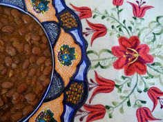 A Little Cup of Mexican Hot Chocolate: Beans