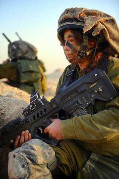 IDF - Israel Defense Forces - Women  israeliselfdefense Female Soldier 1a3913d4b797b