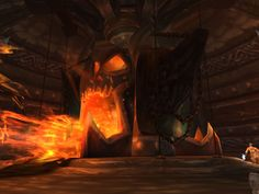 the forge located in Utgarde Keep, which is in the continent of Northrend