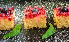 Ribizlis köleskoch   Kertkonyha - Vegetáriánus receptek képekkel