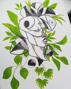 #watercolor #ink #lineart #art #artwork # #nature #draw #paint #instaart #instadaily #artist #illustration #doodle #like #geometry #tattoo #polishboy #holiday #abstract  #blackandwhite #creative #character #imagination #rysunek