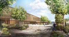 Galeria de Em construção: Hospital Infantil de Zurique / Herzog & de Meuron - 3