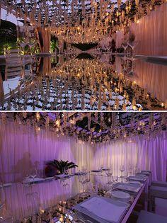 White wedding in Italy