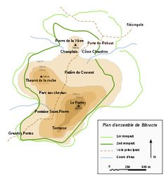 Gaul's forgotten cities - Bibracte ~ Roman News and Archeology