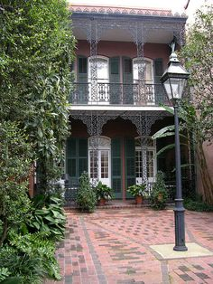 New Orleans, like to go back to the French quarter
