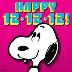 Happy 12.12.12!