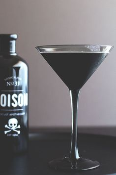 Awesomely Spooky Halloween Cocktails