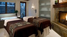 You can get this look for your spa treatment tables with #ComphyCo linens.  And you can even have the Comphy look at home!