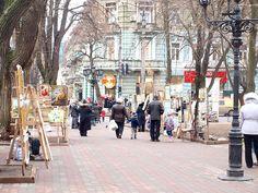 odessa ukraine derebasovskaya -