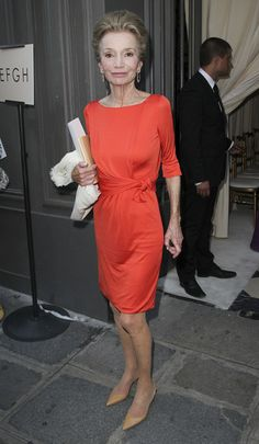 Lee Radziwill (Jackie Kennedy's sister)  79 years old and looking fabulous!