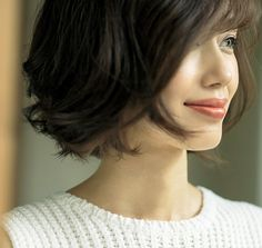 Pin on ヘアースタイル Short Blonde Haircuts, Short Hairstyles For Women, Very Short Hair, Short Hair Cuts, Fringe Hairstyles, Bob Hairstyles, Medium Hair Styles, Short Hair Styles, Chic Haircut