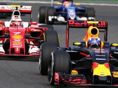 After the pair clashed in Spa during the Belgium Grand Prix, Ferrari driver Kimi…