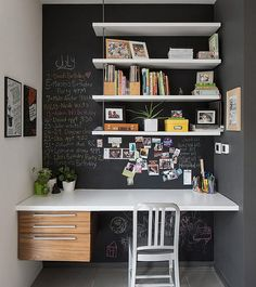 Small home office id