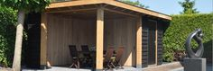Lakerveld - Bergingen/Afdaken - Projecten | van den Berg Houtbouw