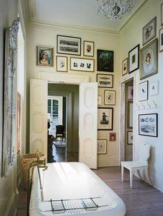 Sara Ruffin Costello's New Orleans Home   The Neo-Trad