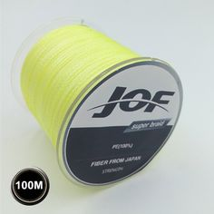 Sold 9109041071 items  4STRANDS 100M JOF Brand 100% PE Material Multifilament PE Braided Fishing Line Super Strong 10/20/30/40/60/80/100LB Fishing Line, Carp Fishing, 4 Strand Braids, Braided Line, Ocean Rocks, Braids With Weave, Fishing Equipment, Outdoor Survival, Green And Grey