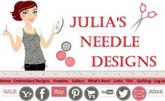 WelcomeToJUliasNeedleDesigns - They have sets for $1