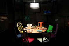 Pratt Institute #diningbydesign #tabletop