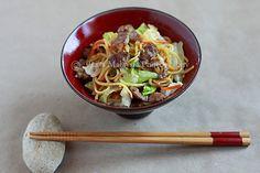 Yakisoba | Yakisoba Recipe