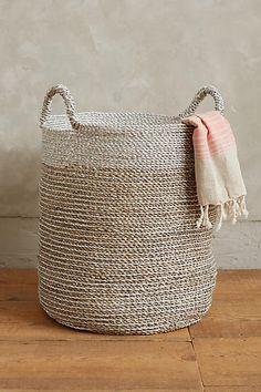 Sun Stream Basket #hamptonsstyle #anthroregistry